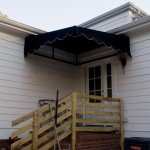 Traditional w/ Valance & Inside corner (For drainage)