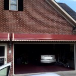 Traditional Aluminum Awning w/ Valance
